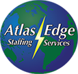 The Atlas Edge Staffing Services Logo